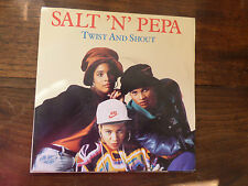 salt'n'pepa : twist and shout - expression - ffrr 869 992-7