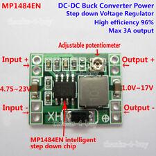 Mini 3A DC-DC Buck 5v-18v To 3.3V 5V 9V 12V Step-Down voltage Converter Module