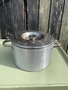 Aga Casserole Saucepan 5 Litre Large & Steaming Rack
