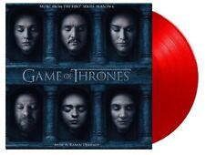 GAME OF THRONES 6 (LIMITED  TOUR EDITION/ROTES VINYL)   3 VINYL LP NEU