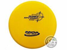 Used Innova Star Aviar3 158g Yellow Blue Foil Putter Golf Disc