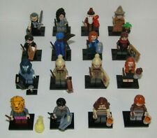 COMPLETE SET OF 16 LEGO MINIFIGURES 71028 HARRY POTTER SERIES 2 - INCL PACKAGING