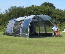 Kampa Double Skin Camping Tents 2 Sleeping Areas