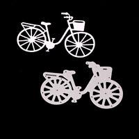 Stanzschablone Fahrrad Sport Weihnachts Hochzeit Oster Geburstag Karte Album DIY