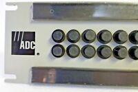 ADC Video Patchbay Patch Panel SDI PPI2224RS-SVJ 2x24 2RU Rack Mount