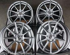 """18"""" Ruedas de Aleación Oasis Ajuste Lexus ES GS Es LS Modelos Rc Rx modelos de Mazda 5 6"""