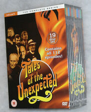 Tales of the Unexpected Complete Series - 19 DVD Box Set NEW & SEALED