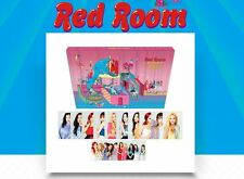 RED VELVET 1st concert Red Room OFFICIAL GOODS POSTCARD POST CARD BOOK SEALED