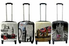Spinner (4) Unbranded Unisex Adult Waterproof Suitcases