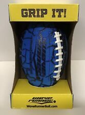 Wave Runner Grip It Football, Assorted Colors (Our Choice)