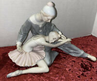 "Rare Vintage Price Products Figurines ""Ballerina & Partner"""