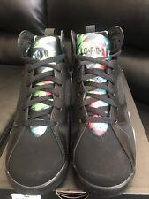 "Air Jordan Retro 7 30th ""Barcelona Nights"" Size 7 Black/Infared"