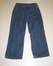 Girl's Lee Riders Blue Denim Cotton Jeans 12 Regular