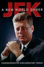 JFK: A New World Order (DVD, 2013, Tin Case, Commemorative Documentary)   NEW