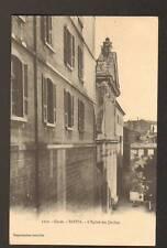 BASTIA (CORSE) EGLISE DES JESUITES , en 1916