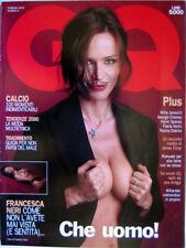 GQ-'00-FRANCESCA NERI,Kevin Spacey,Youma Diakite,Flavia Vento,George Clooney,n.5