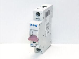 EATON C32 32Amp 32A 10KA 230-400V XPOLE PLSM-C32 MCB TYPE C Brand New