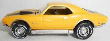 Johnny Lightning Anniversary Edition Custom Chevy Camaro Yellow Loose 2019