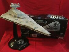 1996 Star War Star Destroyer Collector Fleet - Electronic w/Lights and Sounds