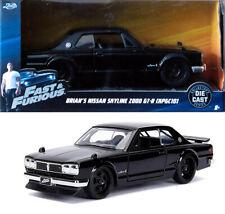 Brian's Nissan Skyline 2000 GT-R KPGC10 Fast & Furious 1:32 Jada Toys 99602