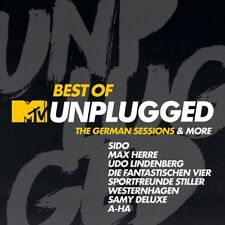 DIVERSE POP - Best Of MTV Unplugged - The German Sessions & More, 1 Audio-CD