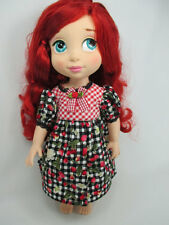 """Handmade outfit Fun Costume dress for Disney animator 16""""Toddler doll # 34"""