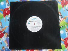 Aretha Franklin & Whitney It Isn't, It Wasn't, It Ain't Promo 12inch Maxi-Single