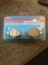 Speedo Mirrorsprint Mirrored Swim Goggles Silver Black UV