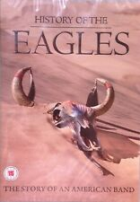 History of The EAGLES: The Story of An American Band_2-DVD set