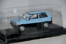 --  Ixo / Altaya  -  FIAT PANDA  --   1980  -  hellblau  -  1:43  -  NEU