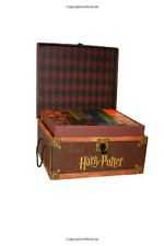 Harry Potter Hardcover Limited Edition Boxed Set All 7 Books 1-7 Lockable Chest