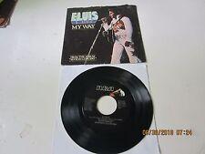 Elvis Presley - My Way with PS