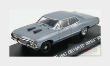 Chevrolet Impala Sedan The A-Team 1967 Light Blue GREENLIGHT 1:43 GREEN86527