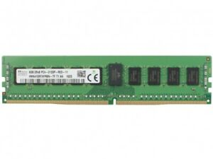 H8PGN - Dell 8GB DDR4 RAM 2Rx8 PC4-2133P RE0 Dimm