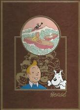 Hergé Tintin – « L'oeuvre intégrale d'Hergé » – intégrale Rombaldi tome 2