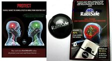 5x   Quantum Shield Anti Radiation Sticker for mobile phones radi safe  RadiSafe