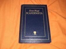 enzo biagi SCANDINAVIA la geografia di, edizioni club 1974