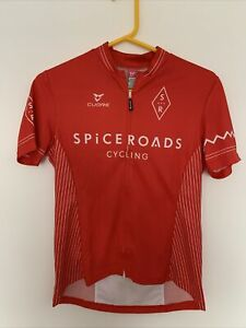 cuore cycling Jersey Red Small SpiceRoads