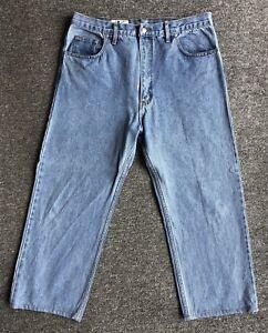 Calvin Klein Vintage Jeans Denim Light Blue 36