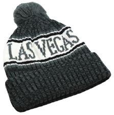Las Vegas New Beanie Knit Cuff Lined Raiders Colors Gray Black Toque Era Hat Cap