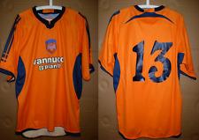 maglia shirt pistoiese asics nr 13 taglia L match worn