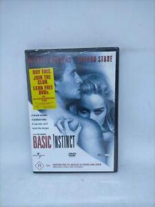 Basic Instinct - Region 4 [AUS] - New/Sealed