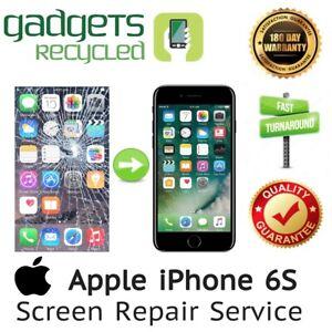 iPhone 6S Full LCD Screen Replacement Repair Service -Same Day Repair & Return
