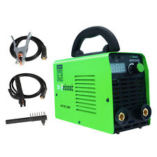 New ListingPortable Arc Welder Stick welding machine 145 Amp Dual voltage 110/220V Inverter