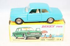 Dinky Toys 538 Ford Taunus very very near mint in box a beauty