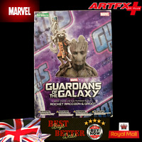 Kotobukiya Rocket Raccoon & Groot Artfx model Guardians of the Galaxy Figure