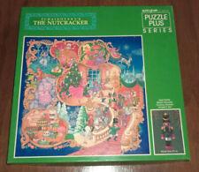 500 PIECE JIGSAW PUZZLE Complete Sealed! THE NUTCRACKER w/ornament SPRINGBOK