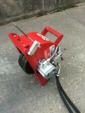 Concrete Cutting Wall Grove Saw 8""