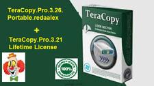 TeraCopy 2.3 Pro Lifetime License +TeraCopy.Pro.3.26.Portable