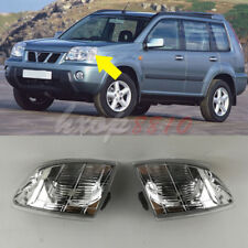 2x For Nissan X-TRAIL T30 01-07 SUV Angle Lamps Corner Light Turns On Side Lamps